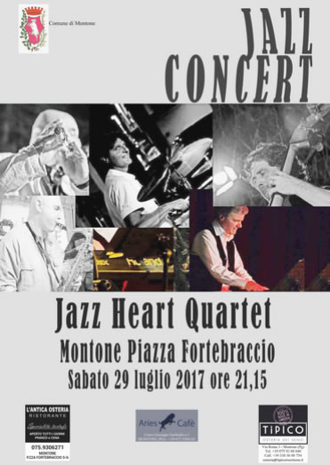 Concerto, Jazz Heart Quartet